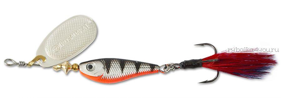 Блесна Kosadaka Quant RS № 5  20 гр / цвет SB-Silver