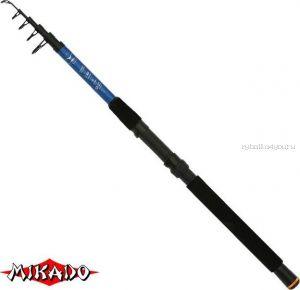 Спиннинг телескопический Mikado Fish Hunter Telespin 240см / тест: 10-25 гр