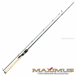 Спиннинг Maximus High Energy-X 2,1м/3-15гр MSHEX21L