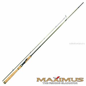 Спиннинг Maximus Legend-X 2,1м/3-10гр MSLX21L