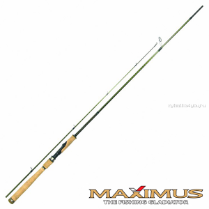 Спиннинг Maximus Legend-X 2,0м/2-9гр MSLX20L