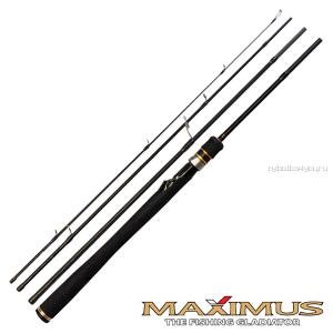 Спиннинг Maximus Smuggler Travel 2,1м/3-14гр MTRSS21L