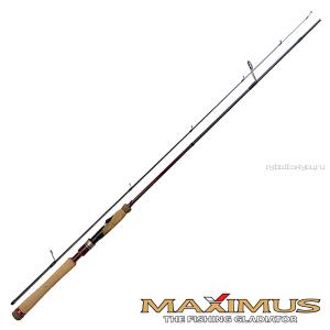 Спиннинг Maximus Striker-X 2,1м/3-15гр MSSX21L