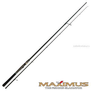 Спиннинг Maximus Wild Power-X 1,8м/3-15гр MSWPX18L