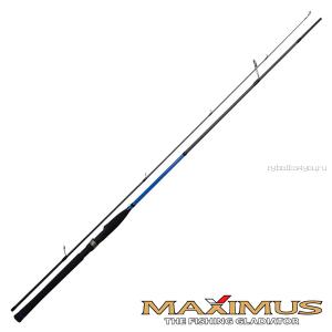 Спиннинг Maximus Zenith-X 1,8м/3-15гр MSZX18L