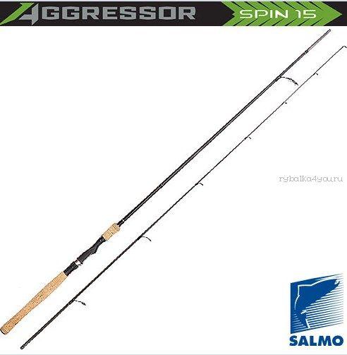 Спиннинг Salmo Aggressor SPIN 15 2,10м /тест 3-15гр (5211-210)