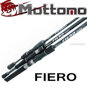 Спиннинг Mottomo Fiero MFRS-802L 244см/3-15g