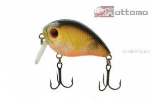 Воблер Mottomo Barril 40F 7,5g Gold Shiner