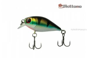 Воблер Mottomo Chubber 36F 3,8g Misty Perch