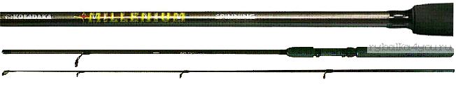 Спиннинг KOSADAKA MILLENIUM 2.10 м / 10-40 г