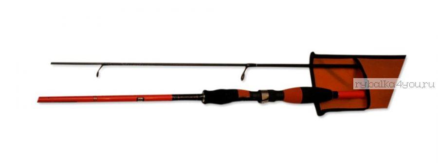 Спиннинг Kosadaka Orange Twiching Point 2.25м /  3-17 гр