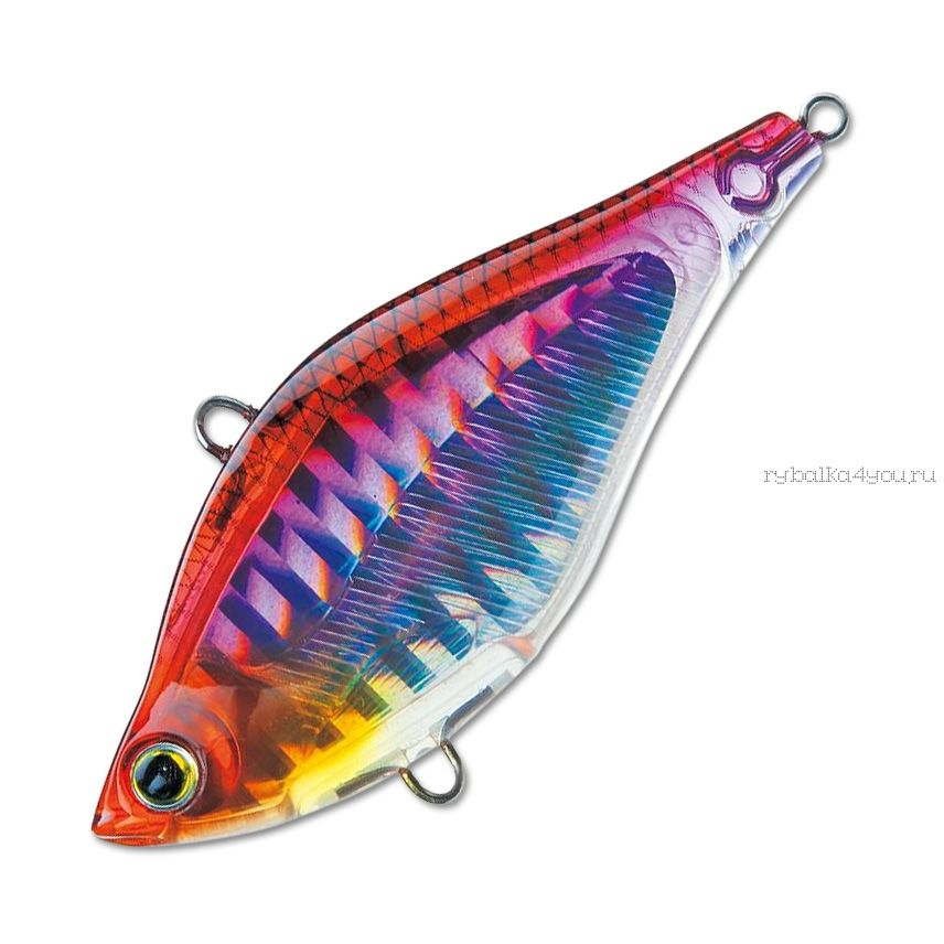 Купить Воблер Yo-Zuri 3DS Vibe Артикул: F1142 цвет: HHWS/ 60 мм /14 гр