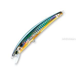 Воблер Yo-Zuri  Crystal 3D  Minnow  Артикул: F1147 цвет: GHGT/ 130 мм /21 гр / Заглубление (м) : 0,5 - 1