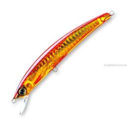 Воблер Yo-Zuri  Crystal 3D  Minnow  Jointed  Артикул: F1096 цвет: GHBR/ 100 мм /15 гр / Заглубление (м) : 0,2 - 0,5