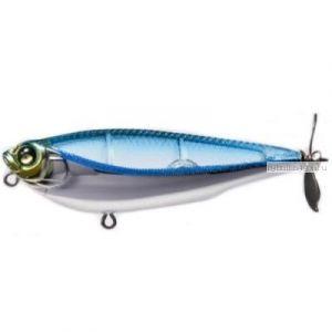 Воблер Yo-Zuri Silver Prop Артикул: F906 цвет: HHKN/ 60 мм /6 гр / Заглубление (м) : 0 - 0,1