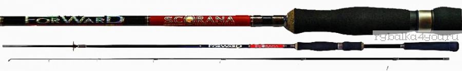 Cпиннинг Scorana Forward 240L 240 см 3-18 гр