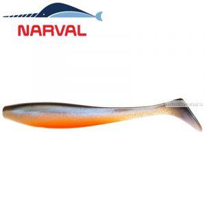 Мягкие приманки Narval Choppy Tail 12sm #008 Smoky Fish (4 шт в уп)