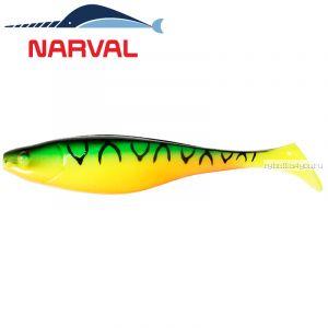 Мягкие приманки Narval Commander Shad 12sm #006 Mat Tiger (4 шт в уп)