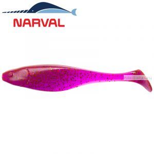 Мягкие приманки Narval Commander Shad 12sm #003 Grape Violet (4 шт в уп)