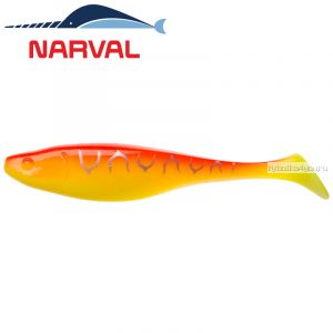 Мягкие приманки Narval Commander Shad 12sm #009 Sunset Tiger (4 шт в уп)