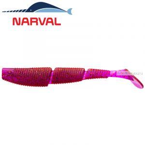 Мягкие приманки Narval Complex Shad 10sm #003 Grape Violet (4 шт в уп)