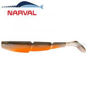 Мягкие приманки Narval Complex Shad 12sm #008 Smoky Fish (4 шт в уп)