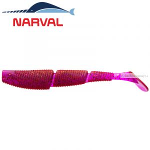 Мягкие приманки Narval Complex Shad 12sm #003 Grape Violet (4 шт в уп)
