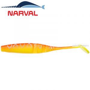 Мягкие приманки Narval Loopy Shad 12sm #009 Sunset Tiger (4 шт в уп)