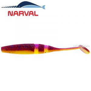 Мягкие приманки Narval Loopy Shad 12sm #007 Purple Spring (4 шт в уп)