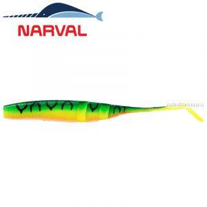 Мягкие приманки Narval Loopy Shad 12sm #006 Mat Tiger (4 шт в уп)