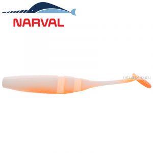 Мягкие приманки Narval Loopy Shad 15sm #010 White Rabbit (3 шт в уп)
