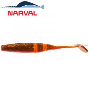 Мягкие приманки Narval Loopy Shad 15sm #005 Magic Motoroil (3 шт в уп)