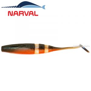 Мягкие приманки Narval Loopy Shad 9sm #008 Smoky Fish (5 шт в уп)
