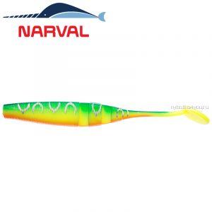 Мягкие приманки Narval Loopy Shad 9sm #002 Blue Back Tiger (5 шт в уп)