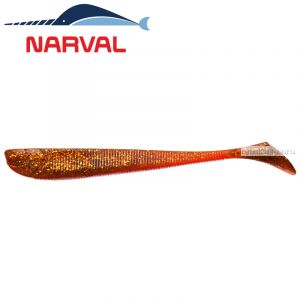 Мягкие приманки Narval Slim Minnow 16sm #005 Magic Motoroil (3 шт в уп)