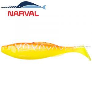 Мягкие приманки Narval Troublemaker 12sm #009 Sunset Tiger (4 шт в уп)