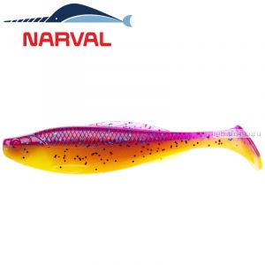 Мягкие приманки Narval Troublemaker 12sm #007 Purple Spring (4 шт в уп)