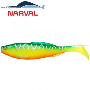 Мягкие приманки Narval Troublemaker 12sm #002 Blue Back Tiger (4 шт в уп)