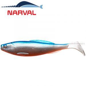 Мягкие приманки Narval Troublemaker 7sm #001 Blue Back Shiner (6 шт в уп)