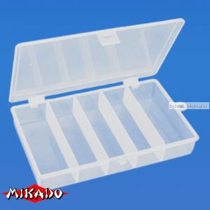 Коробочка рыболовная Mikado ABM 023 (18.0 x 10.9 x 3.1 см.)