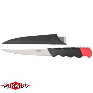 Нож рыболовный Mikado (лезвие 14 см.) AMN-60015