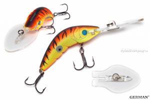 Воблер German Deep Shrimp (Johnny Hansome) 65 мм /Заглубление:  0- 6 м / 13 гр / цвет: С011