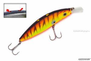 Воблер German Rumble Fish 80 мм /Заглубление: 0-1.5 м / 11 гр / цвет: С011