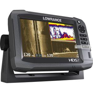 """Эхолот  Lowrance HDS-7 Gen3 Row with StructureScan Transducer (Артикул:000-11799-002 - 7"""")"""