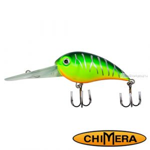 Воблер Chimera Siver Fox Bomber 50DR  / цвет: 006 / 50 мм / 9 гр/ Заглубление: 2-3,5м