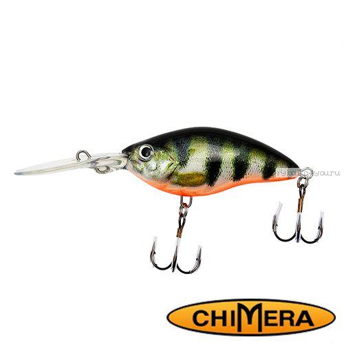 Купить Воблер Chimera Siver Fox Crank 70DR / цвет: 008 70 мм 15 гр/ Заглубление: 1,5-4м