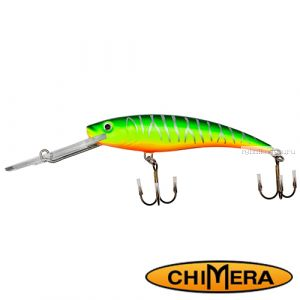 Воблер Chimera Siver Fox Fox 90DR / цвет: 006 / 90 мм / 12 гр/ Заглубление: до5м