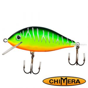 Воблер Chimera Siver Fox Karas 50FL  / цвет: 006 / 50 мм / 5,5 гр/ Заглубление: 0,5-1,2м
