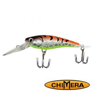 Воблер Chimera Siver Fox Nano 60DR  / цвет: 007 / 60 мм / 7 гр/ Заглубление: до1,5м