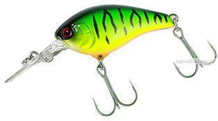 Купить Воблер Jackall Aska 50 SR мм / 7 гр /плавающий цвет: hot tiger